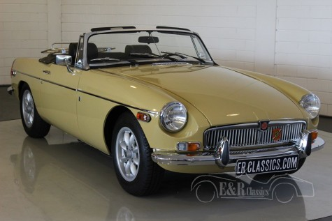 MGB Roadster 1972 for sale