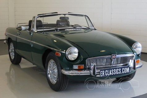 MG MGB Roadster 1974  for sale