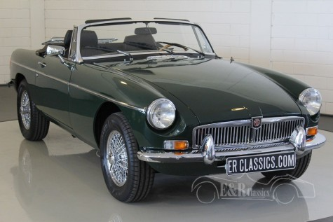 MG MGB Cabriolet 1975 for sale