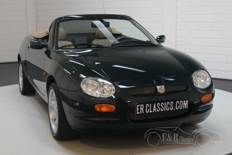 MG MGF 1.8 Roadster 1998 à venda
