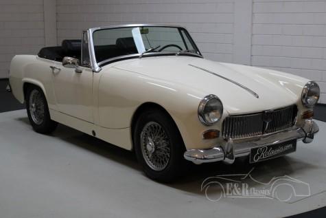 MG Midget MKIII 1968 na prodej