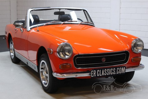 MG Midget MKIII Cabriolet 1974  for sale