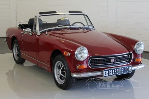 MG Midget MK III Roadster 1974 for sale