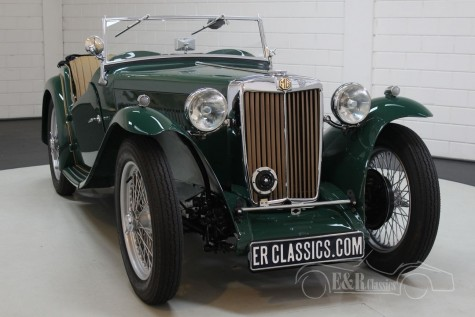 MG TC 1946 for sale