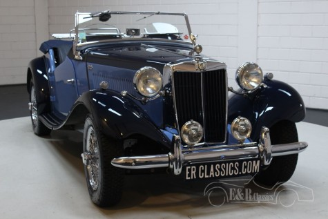 MG TD 1951  for sale