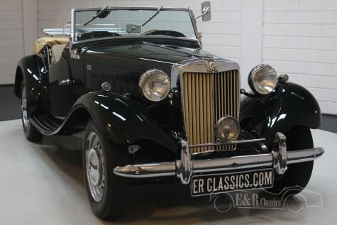 MG TD Cabriolet 1953 de vânzare