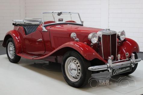 MG TD 1953 para la venta