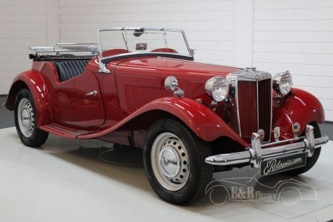 MG TD 1953 venda