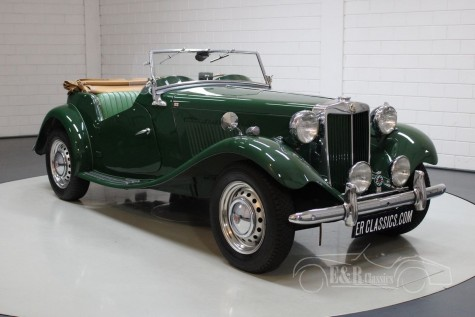 *VIP* MG TD for sale