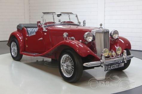 MG TD קבריולה למכירה