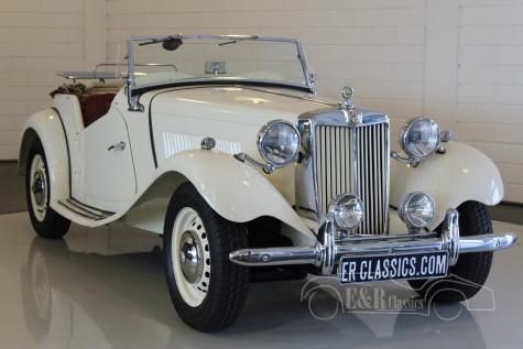 MG TD Cabriolet 1952 for sale
