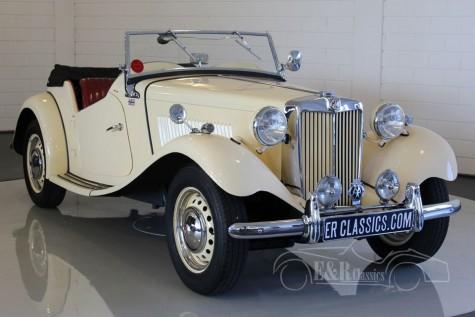 MG TD Cabriolet 1953 for sale
