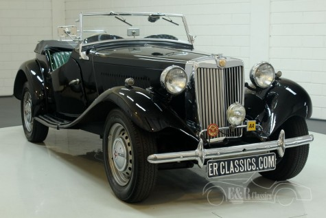MG TD Roadster 1952  for sale