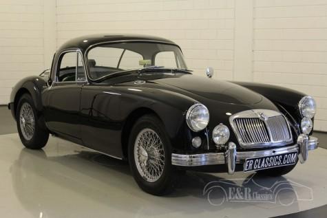 MGA coupe 1957  for sale