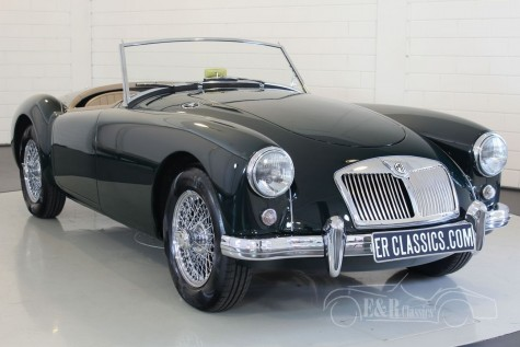 MGA 1957 cabriolet  for sale