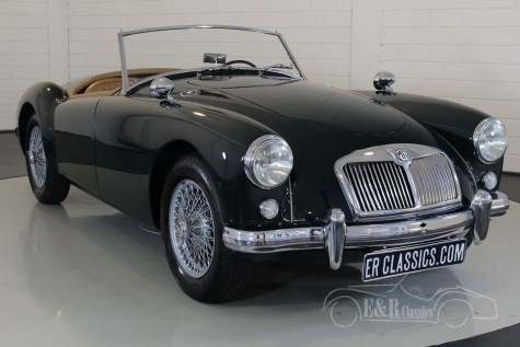 MGA cabriolet 1956  for sale