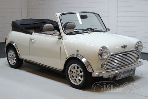 Mini Cooper 1000E 1988 eladó