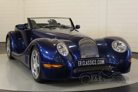 Morgan Aero 8 cabriolet 2002 for sale