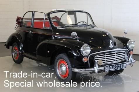 Morris Minor 1000 cabriolet 1960 for sale