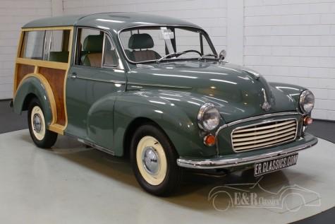 Morris Minor 1000 Traveller in vendita