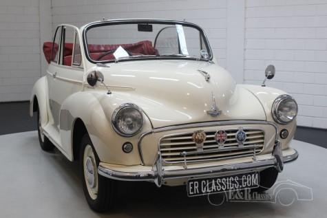 Morris Minor 1000 Cabriolet 1958 en venta
