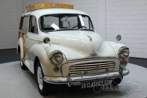 待售的Morris Minor 1000 Traveler 1968