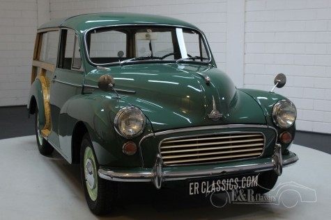 Morris Minor Traveller 1000 1969 for sale