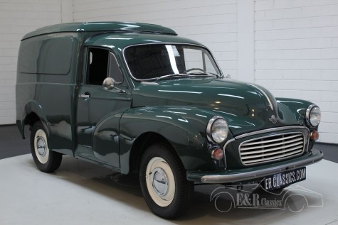 莫里斯·範1960年出售