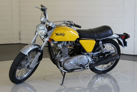 Norton Commando 750 Roadster 1972 for sale