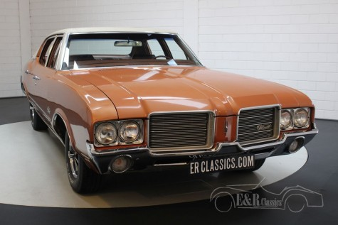 Oldsmobile Cutlass 5.7 V8 1971 venda