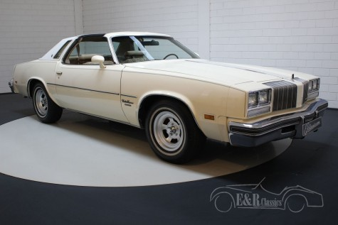 Oldsmobile Cutlass Supreme 1977 in vendita