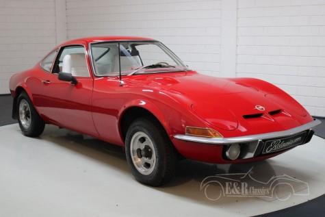 Πωλείται Opel GT 1973