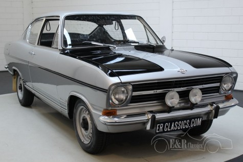 Opel Kadett B Rallye 1967 en venta