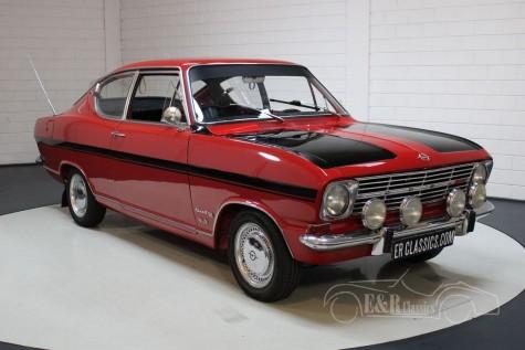 Opel Kadett Rallye for sale
