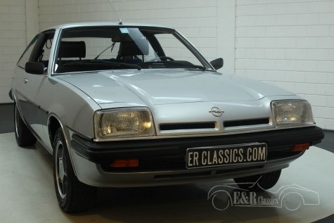 Opel Manta Combi Coupé 1980  for sale