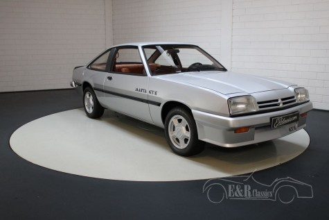 Opel Manta 1.8 GT 1984 for sale
