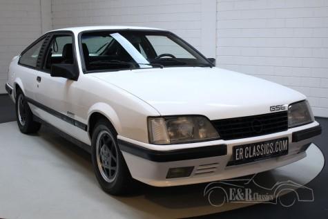 Opel Monza GSE 1986 a la venta