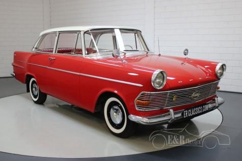Sprzedaż coupe Opel Olympia Rekord P2