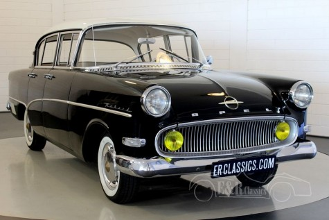 Opel Olympia Rekord P1 1959  for sale