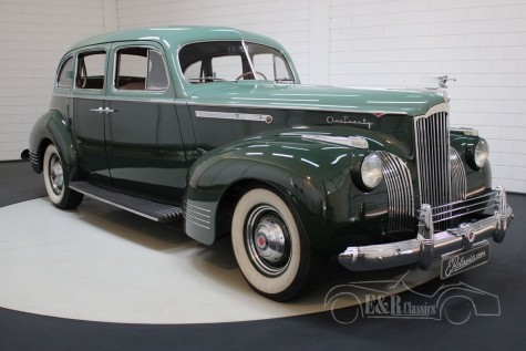 Πωλείται Packard One Twenty 1941