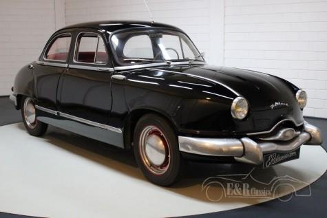 Sprzedaż Panhard Dyna 1954
