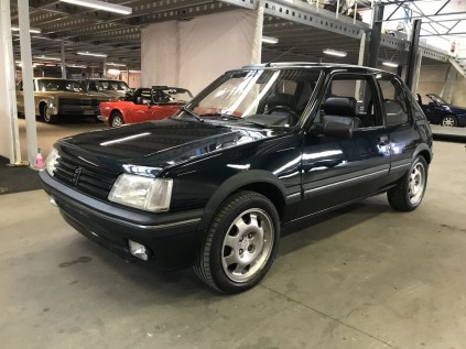 Peugeot 205 1.9 GTI Gentry 1992 for sale
