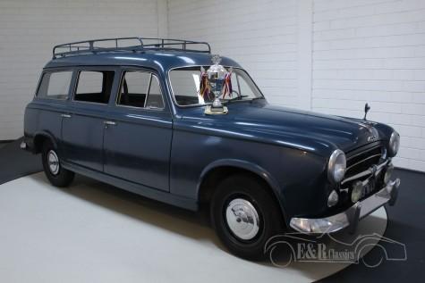 Peugeot 403 Commerciale 1958 in vendita