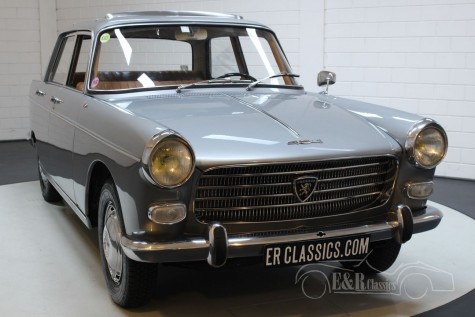 Peugeot 404 1.6 Saloon 1965 for sale