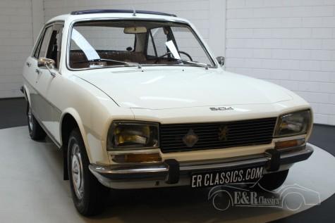 Predaj Peugeot 504 Sedan 1971