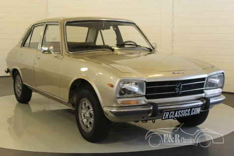 Peugeot Classic Cars | Peugeot oldtimers for sale at E&R Classic Cars!