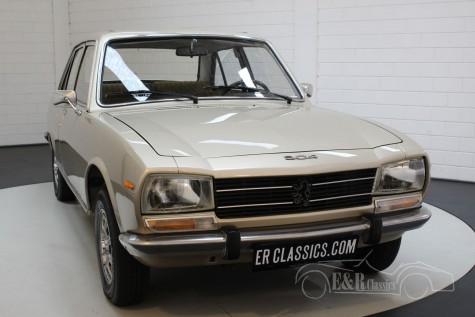 Sprzedaż Peugeot 504 Sedan 1978