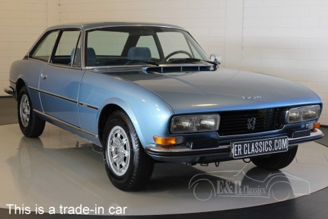 Peugeot 504 Coupe 1978 V6 for sale