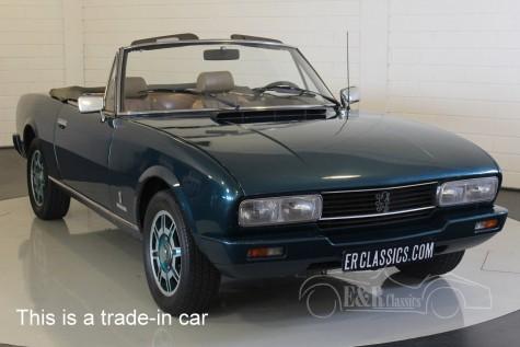Peugeot 504 cabriolet 1980 for sale