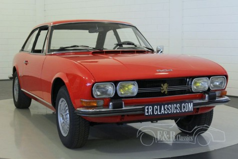 Peugeot 504 C12 Coupe 1973 for sale